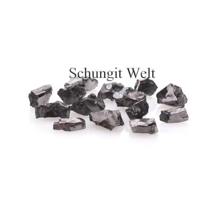 Edel-Schungit-Steinchen 50 g -0
