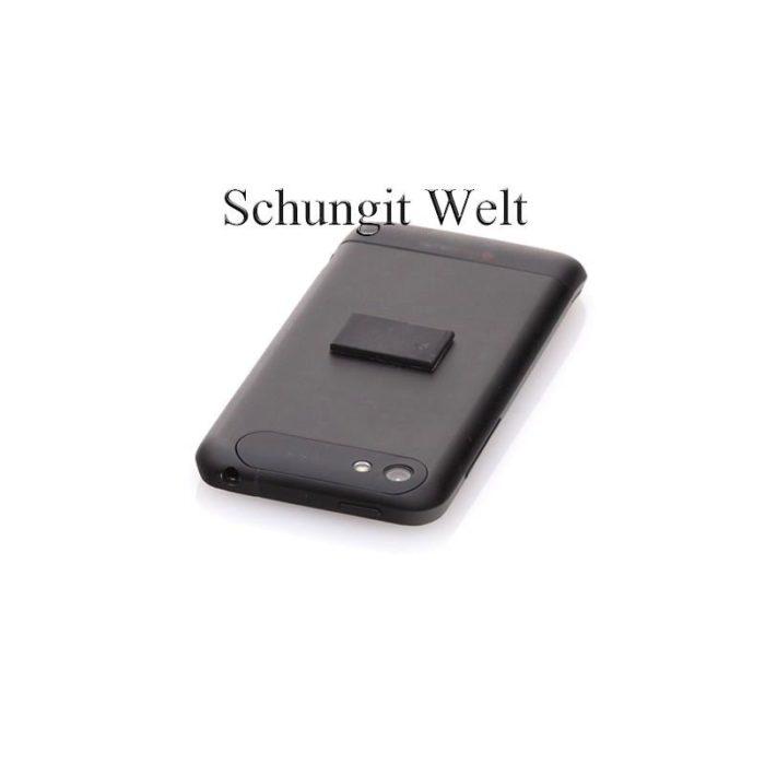Schungit-Handyplatte rechteck-0