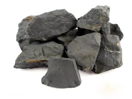 Schungit-Rohsteine 80 - 150 mm-0