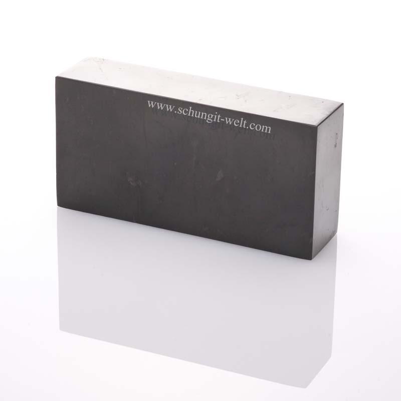 Schungit-Ziegelstein poliert-0