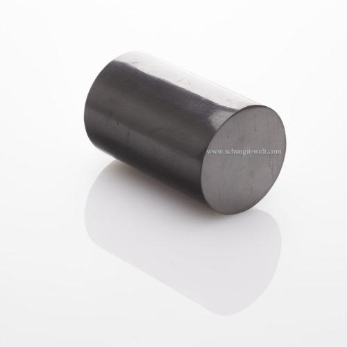 Schungit-Zylinder poliert-486
